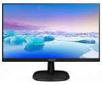 Philips V Line 23.8 Inch 1920 x 1080 Full HD 4ms 250nit IPS Monitor with Speakers - VGA DisplayPort HDMI