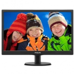 Philips V-Line 21.5 Inch 1920 x 1080 Ultra Low Power LED Monitor - HDMI VGA