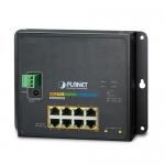 Planet WGS-5225-8P2S 8 Port Gigabit Ethernet 10/100/1000T Layer 2+ PoE Managed Wall Mountable Industrial Switch + 2x Gigabit SFP