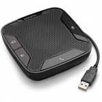 Plantronics Calisto 610-M UC MS USB Portable Desktop Speakerphone - Optimised for Microsoft Skype for Business