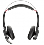 Poly Voyager Focus B825 UC Wireless Stereo Bluetooth Noise Cancelling Headset
