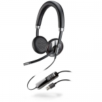 Plantronics Blackwire C725 UC Stereo USB-A Corded Headset
