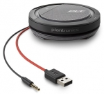 Poly Calisto 5200 UC USB-A & 3.5 mm Portable Desktop Speakerphone