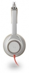 Poly Blackwire 7225 UC USB-C Over the Head Wired Stereo Headset with Active Noise Cancelling - White