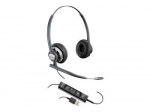 Poly Encorepro HW725 USB-A Over the Head Wired Mono Headset with Inline Controls