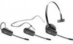 Poly SAVI 8240 UC USB-A Convertible Wireless Mono Headset with Noise Cancelling