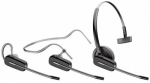 Poly SAVI 8245-M UC MS USB-A Convertible Wireless Mono Headset with Unlimited Talk Time - Optimised for Microsoft Business Applications