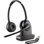 Poly Savi W420-M UC MS USB Over the Head Wireless Stereo Headset