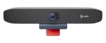 Poly Studio P15 4K Personal Video Conference Bar with Noise Block
