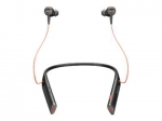 Poly Voyager B6200 UC USB-A Bluetooth In Ear Wireless Stereo Headset with Noise Cancelling - Black