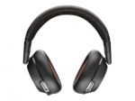 Poly Voyager B8200 UC USB-C Bluetooth Over the Head Stereo Boomless Headset with Noise Cancelling - Black