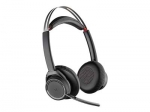 Poly Voyager Focus B825 UC USB-C Bluetooth Over the Head Wireless Stereo Noise Cancelling Headset