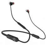 Promate ACCORD In-Ear Wireless Stereo Waterproof Earphones with Active Noise Cancelling & Mic - Black