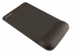 Promate ACCUTRACK-2 Mouse Pad with Wrist Rest - Black