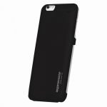 Promate AidCase 2800mAH Slim Battery Protective Case for iPhone 6 - Black