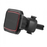 Promate AirGrip-2 360 Degree Cradle-Free Magnetic AC Vent Mount - Maroon