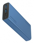 Promate BOLT-20 20000mAh Dual Port Powerbank - Blue