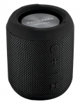 Promate BOMBA 7W Wireless Speaker with Built-in Mic - Black