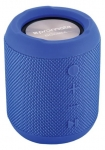 Promate BOMBA 7W Wireless Speaker with Built-in Mic - Blue