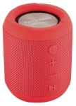 Promate BOMBA 7W Wireless Speaker with Built-in Mic - Red
