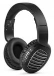 Promate Concord Bluetooth On-Ear Wireless Stereo Headset with Passive Noise Cancellation - Grey