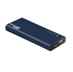 Promate ENERGI-6 6000mAh Slim Battery Powerbank - Blue