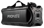 Promate ESCALADE Bluetooth Wireless IPX5 Water Resistant Rugged Speaker - Black