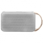 Promate Groove 20W Wireless Bluetooth Speaker with 8800mAh Power Bank - Silver