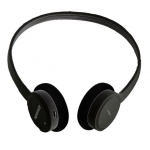 Promate Limber Ultralight Slim Wireless Headset - Black