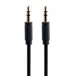 Promate LinkMate-A1 1.5M 3.5mm Stereo Cable - Black