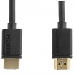 Promate LinkMate-H1L 3m Premium Gold Plated FlexShield PVC Coated Copper HDMI Cable