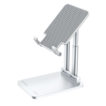 Promate PadView Anti-Slip Multi-Level Tablet Stand - White