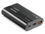 Promate POWERTANK-10 10000mAh Ultra-Fast Charging Powerbank with USB-C Power Delivery - Black