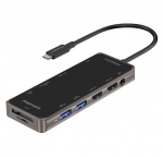 Promate PrimeHub 11-in-1 Multi-Port Hub with USB-C Connector and Power Delivery