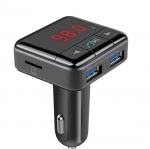 Promate SMARTUNE-2 Car FM Transmitter with USB Car Charger