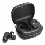 Promate TRUEBLUE-3 In-Ear Wireless Stereo Earpods with Noise Cancelling - Black