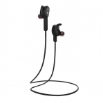 Promate VITALLY-2 Wireless Bluetooth Secure-Fit Sport Ear Phones - Black