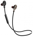 Promate VITALLY-4 Wireless Bluetooth In-Ear Earbuds - Black