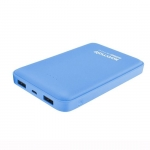 Promate VOLTAG-10 10000mAh Dual Port Battery Powerbank - Blue