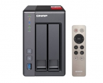 QNAP TS-251+ 2 Bay 2GB RAM Diskless Tower NAS