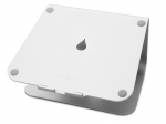 Rain Design mStand 360 Laptop Stand for up to 13 Inch Laptops - Silver