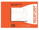 Rediform Invoice & Statement Duplicate Book - 50 Leaf