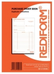 Rediform Purchase Order Duplicate Book - 50 Leaf