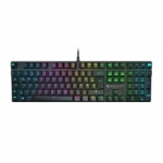 Roccat SUORA FX RGB Illuminated Frameless Mechanical Gaming Keyboard - Blue Switch