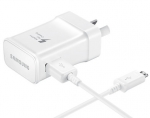 Samsung Fast Charging 2A USB Wall Adapter with Micro USB Cable