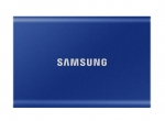 Samsung T7 500GB USB 3.2 Portable External Solid State Drive - Indigo Blue