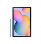 Samsung Galaxy Tab S6 Lite 10.4 Inch Octa Core 4GB RAM 64GB eMMC WiFi Tablet with Android - Angora Blue