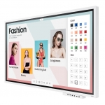 Samsung Flip 2 65 Inch 3840x2160 4K 350nit 16/7 Touchscreen Interactive Commercial Display