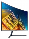 Samsung UR59C 31.5 Inch 3840 x 2160 4ms 250nit VA Curved Gaming Monitor - HDMI DisplayPort