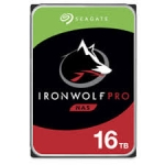 Seagate IronWolf Pro 16TB 7200rpm 256MB Cache 3.5 Inch SATA NAS Hard Drive